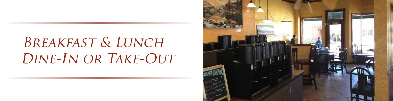 Depoe Bay Coffee Shop