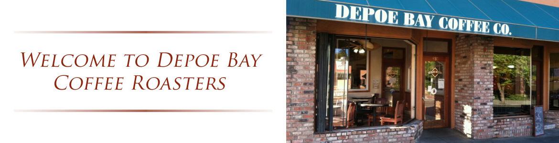 Depoe Bay Coffee Roasters